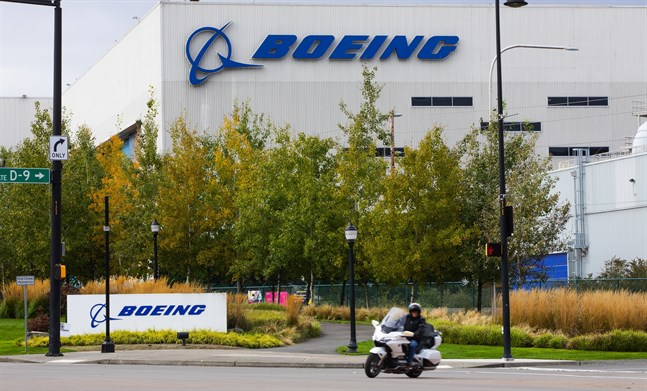 Boeings 737 Max-plan har stått på marken sedan mars 2019 efter två dödsolyckor.