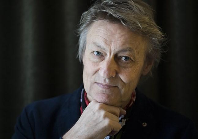 Lars Lerin. Arkivbild.