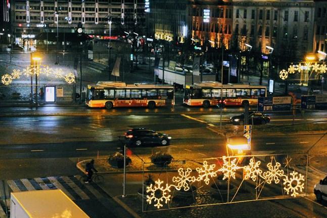 Vasa stad listar platser där man vet att personer som smittats av coronaviruset rört sig innan de satts i karantän.