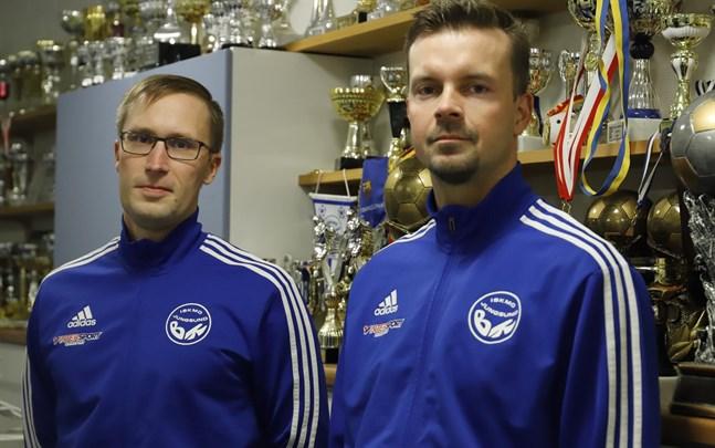Iskmo-Jungsund Bollbklubb växer, och nu vore det på sin plats med en bollhall, berättar John Reinlund och Joakim Häggblom.
