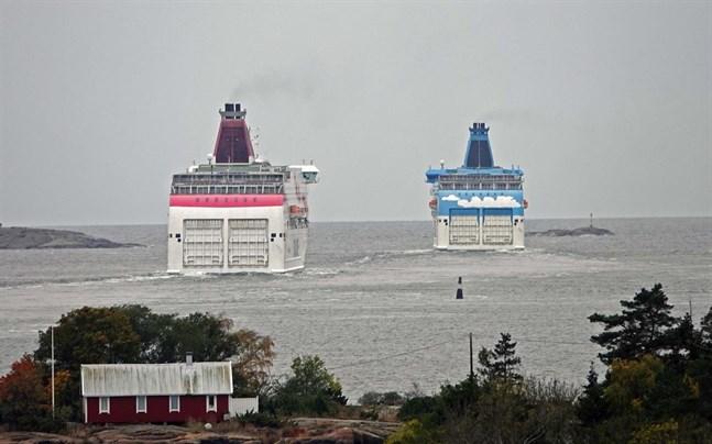 Traficom befarar att coronapandemin kan orsaka störningar i fartygstrafiken och inför trafikplikt mellan Helsingfors och Tallinn.