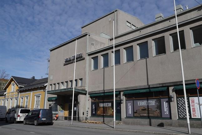 Wasa Teater stänger och öppnar igen efter nyår.
