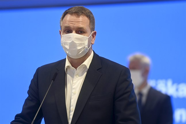 Helsingfors borgmästare Jan Vapaavuori valdes till ordförande för Finlands olympiska kommitté på lördagen.