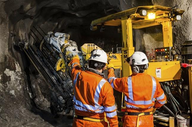Enligt en ny enkät kommer investeringarna inom den finska gruvindustrin att uppgå till cirka en miljard euro åren 2021-2023.