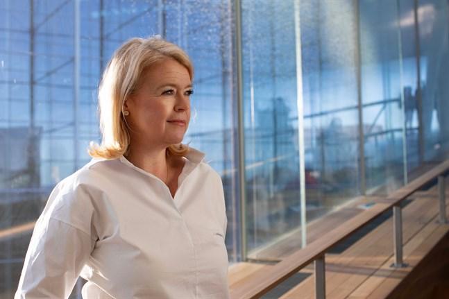 Andrea Hasselblatt omvaldes som ordförande för Marthaförbundet på lördagens höstmöte.