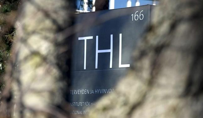 Sammanlagt 21 639 finländare har nu smittats av coronaviruset sedan i våras, uppger THL.