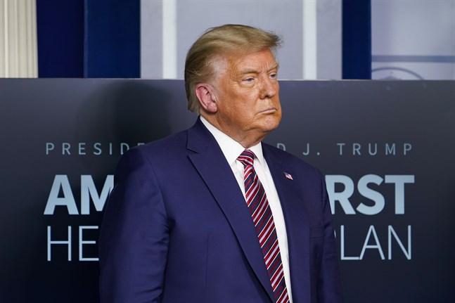 USA:s president Donald Trump fortsätter sina försök att ändra på valresultatet.
