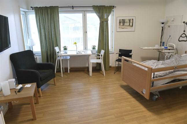 Pandemin sätter fingret på systemfel i äldreomsorgen, anser Svenska distriktsläkarföreningen. Arkivbild.
