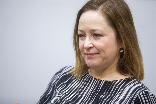 Kajsa Dahlbäck startade festivalen Vasa Baroque för åtta år sedan. Hon har varit konstnärlig ledare sedan dess.