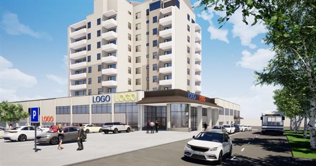 Wasa Group har fått ta emot många förfrågningar från intresserade hyresgäster. KPO tar över hela första våningen. På den andra finns fortfarande plats kvar.
