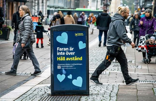 Först nu har man i Sverige upptäckt att det måste finnas ett systemfel som förorsakat misslyckandet i pandemihanteringen, skriver Jan-Erik Frostdahl.