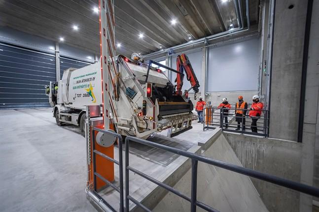 Avfallskraftverket i Korvenmäki i Salo ska kunna bränna 120000 ton avfall per år och producera fjärrvärme till bolaget Salon Kaukolämpös nät i Salo. Därtill ska anläggningen producera elektricitet.