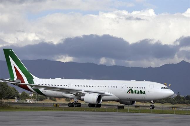 Alitalia och Delta Air Lines planerar karantänfria flygningar mellan Rom och Atlanta i december.