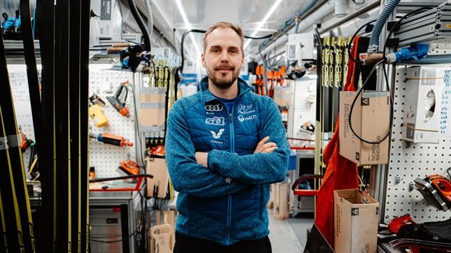 Martin Norrgård basar över den finländska vallaboden fram till OS i Peking 2022.