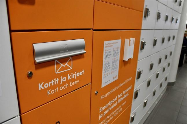 Under julen är hela logistikkedjan under hård press. Fler paketautomater är en lösning.