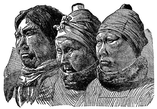 Eirik Granqvist har under sina besök på Grönland aldrig hört benämningen inuit användas för andra grupper än den folkstam som lever på den nordgrönländskakusten.