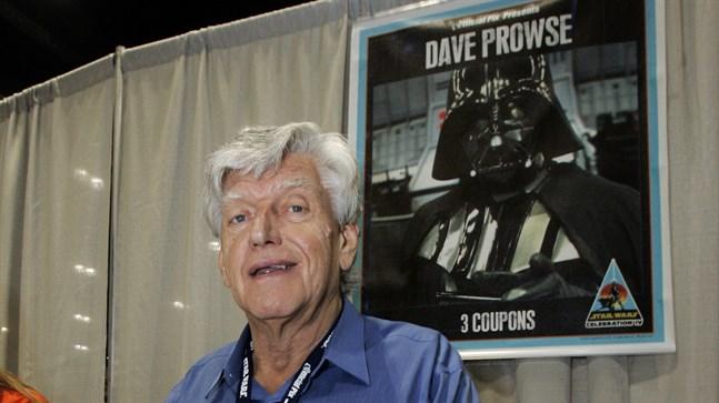 David Prowse. Arkivbild.