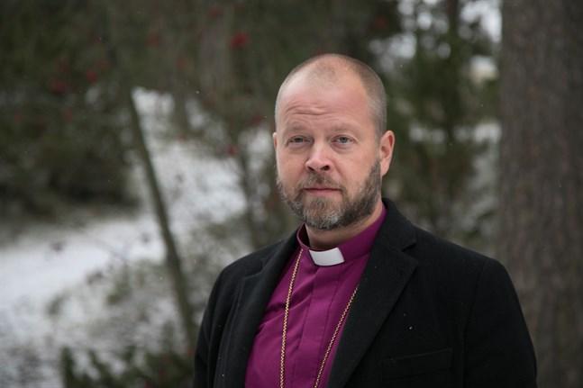 Biskopen i Helsingfors stift, Teemu Laajasalo avgår som ordförande för Finska Missionssällskapets styrelse.