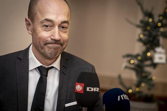 Danmarks hälsominister Magnus Heunicke (S) uppmanar unga i Köpenhamnsområdet att covid-testa sig före jul.