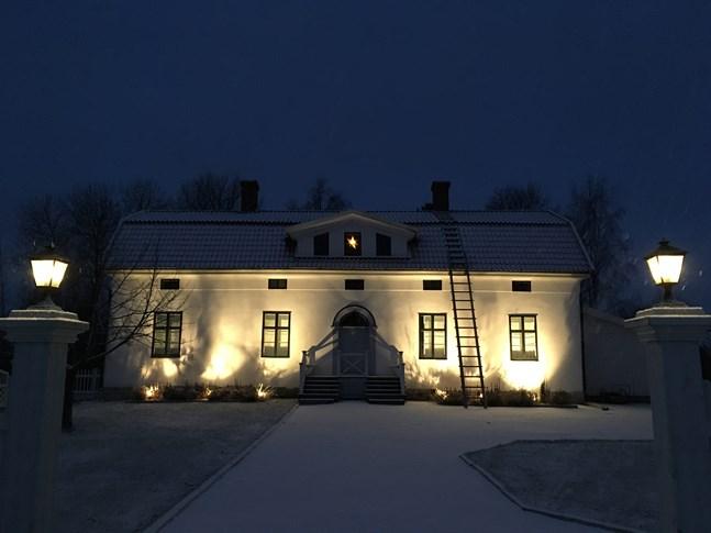 Bland annat vid Kuddnäs bjuds det på glögg i december.