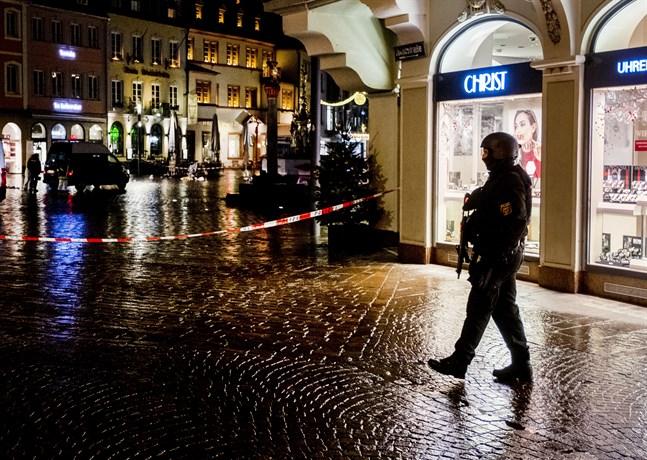Flera personer har dödats i händelsen i Trier.