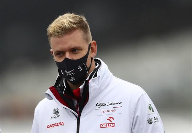 Mick Schumacher kör för Haas nästa år.