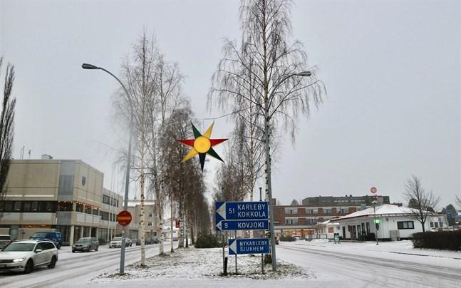 Nu måste Nykarlebyborna vara extra försiktiga om det ska bli nåt julfirande, uppmanar Malmska.