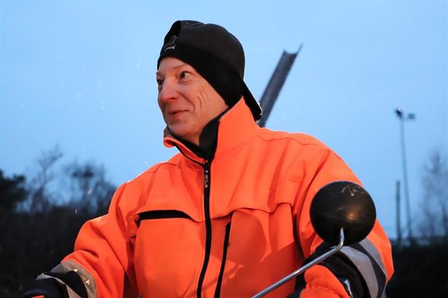 Jan-Ola Granholm blir ny kantor i Närpes församling med Pörtom som sitt ansvarsområde.