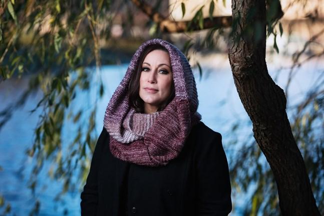 Artisten Lisa Nilsson är en av årets vintervärdar i P1. Pressbild.