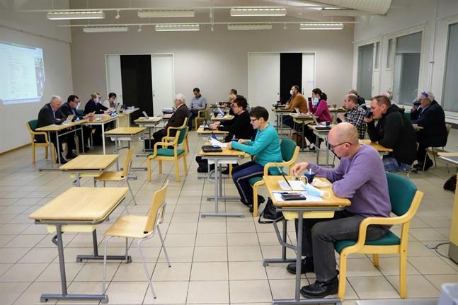 SFP har alla mandat i Korsnäs fullmäktige. I kommunalvalet kommer åtminstone tre partier till att ställa upp kandidater.