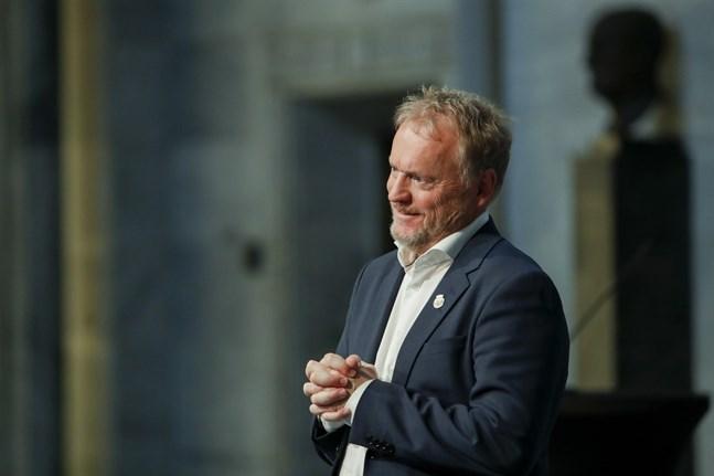 Oslos kommunalråd Raymond Johansen är besviken. Arkivbild.