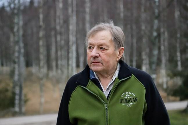 Martin Markén har alltid velat jobba för allmänhetens bästa. Han har aldrig haft något större intresse av att odla sin egen politiska karriär.