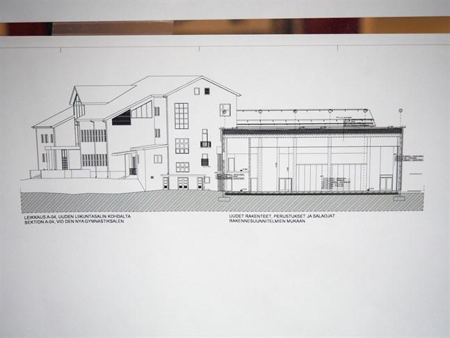 Villa skola ska i framtiden ta emot även eleverna från Kyrkbackens skola.