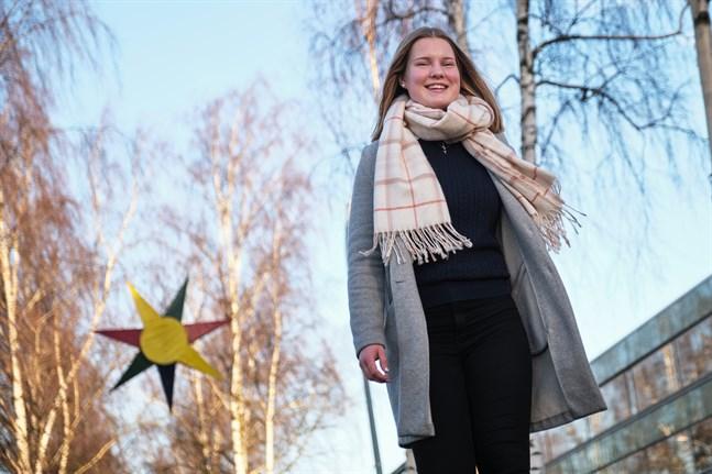 Emma Nordström kammade hem vinsten i kolumntävlingen Argh? trots att hon upplever att åsikter och opinionstexter inte är hennes grej.