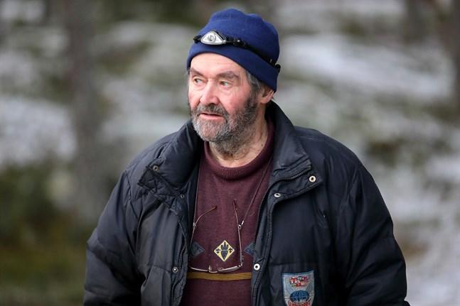 Lars Hagnäs är den som håller i trådarna när PP runt på ped arrangeras.