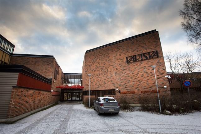 Variska skola.