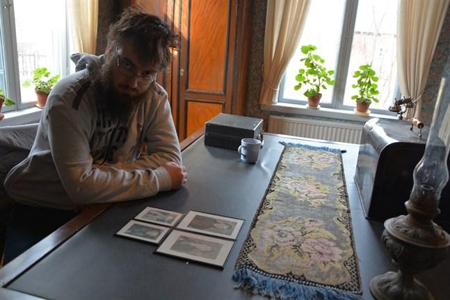 Det finns flera präster som kan lyftas fram vid dramatiserade guidningar i prästgårdsmuseet, konstaterar Pontus Westmalm.