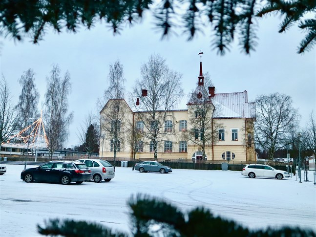 Centrum i Nykarleby ska utvecklas, men hur är inte bara stadens, utan också stadsbornas angelägenhet.