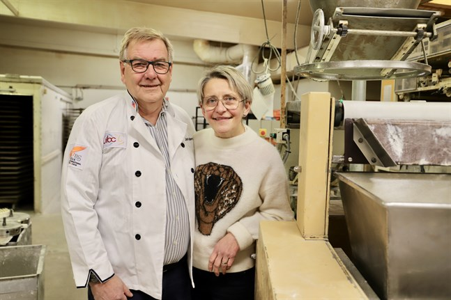 Varje dag har det varit roligt att åka till jobbet, säger Anders och Rita Bondén. Men nu ska det bli skönt att få ta det lite lugnare.