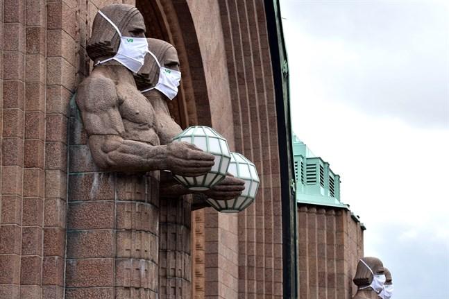 På tisdagen rapporterades det om 303 nya fall av coronasmitta i Finland.