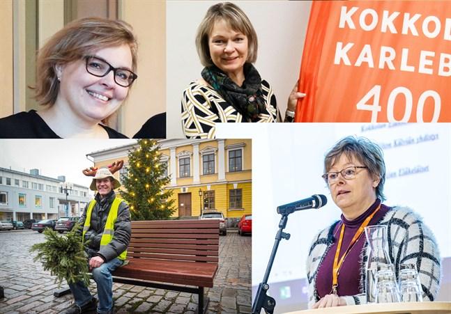 Marjukka Puutio, Sonja Remell, Tero Hannila och Stina Mattila sammanfattar ett jubileumsår som verkligen inte blev som det var tänkt.