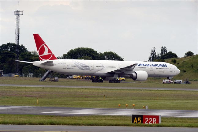 Från måndag måste alla flygresenärer till Turkiet kunna visa upp ett negativt coronatest. Arkivbild