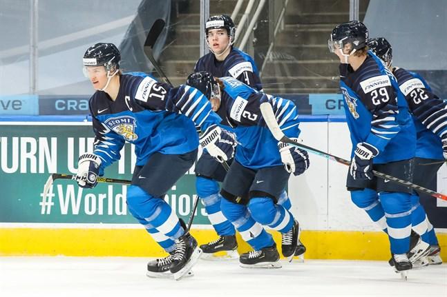 Finland möter Slovakien klockan 21 i kväll.