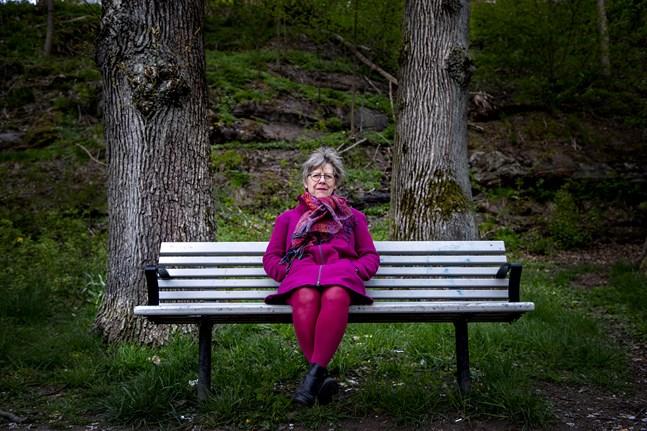 Agnes Wold, professor i klinisk bakteriologi på Göteborgs universitet. Arkivbild.