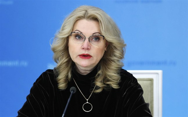 Tatjana Golikova är Ryssland biträdande premiärminister.