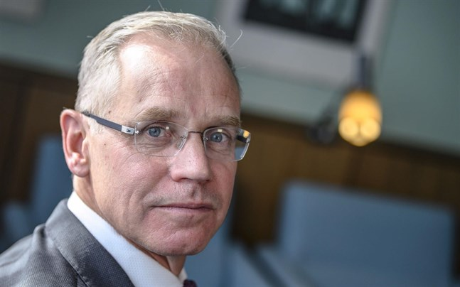 SAS vd Rickard Gustafson summerar 2020 som ett förlorat år lönsamhetsmässigt.