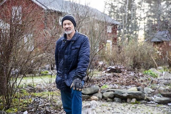 Michael Luther ser Korsholm som en kommun i optimal storlek. Den är tillräckligt liten för att invånarna ska känna att de kan påverka. Och tillräckligt stor för att kommunen ska kunna svara på invånarnas behov.