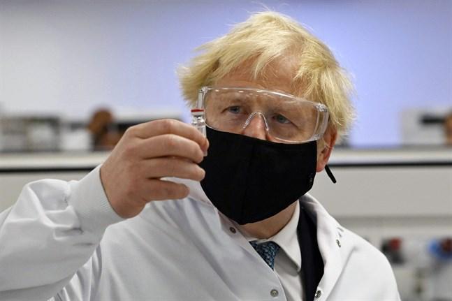 Storbritannien har godkänt Astra Zenecas vaccin mot coronaviruset. Arkivbild.
