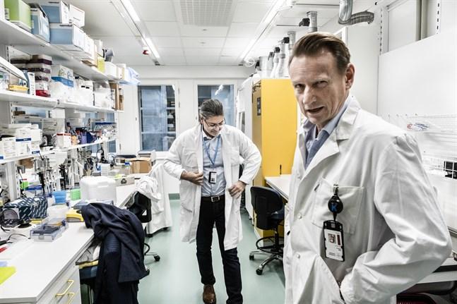 Att coronaviruset fortsätter att mutera är att förvänta – men utvecklingen kräver övervakning, enligt Matti Sällberg, professor vid Karolinska institutet. Arkivbild.