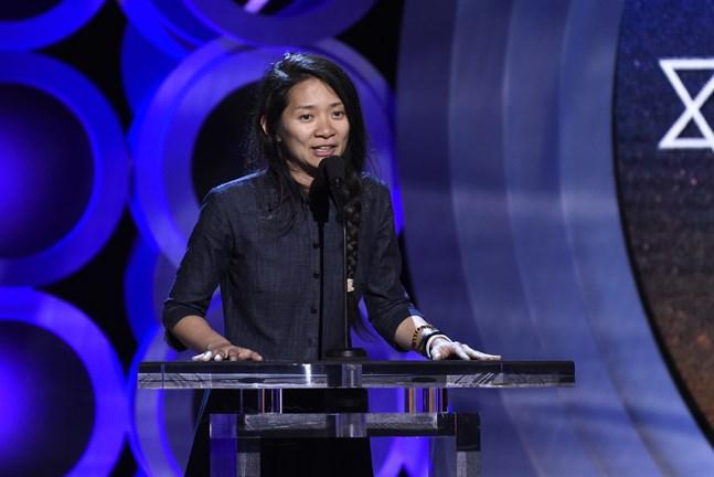 """Regissören Chloe Zhaos film """"Nomadland"""" är en av de stora Oscarsfavoriterna från 2020. Arkivbild."""